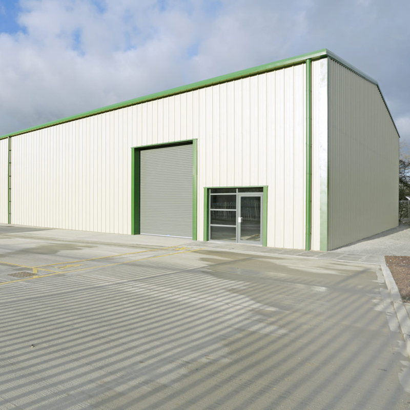 Fast assemble Ready Made Steel Structure Warehouse Building (5)