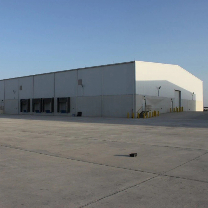 Prefabricated Economical Construction Cost Building Steel Structure
