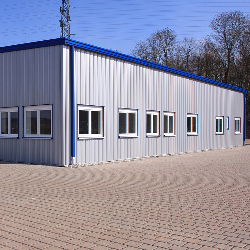 Prefabricated Competitive Steel Structure Frame Building (5)